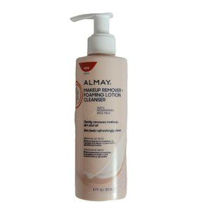 Almay Makeup Remover Foaming Lotion Cleanser 6.7oz